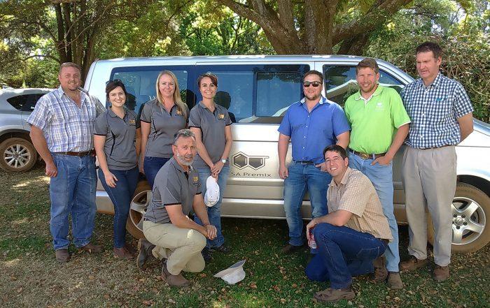SA Premix participate in De Heus On-Farm Challenge (OFC)